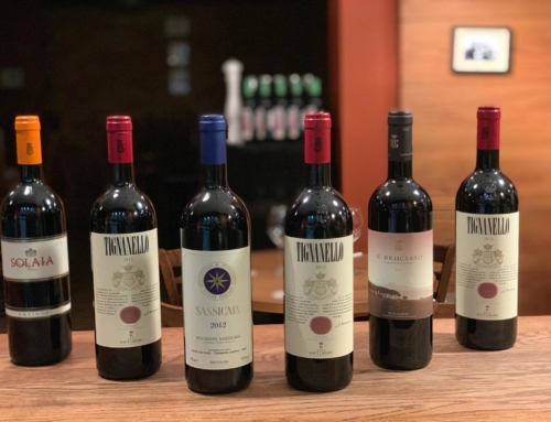 A date with the Super Tuscans